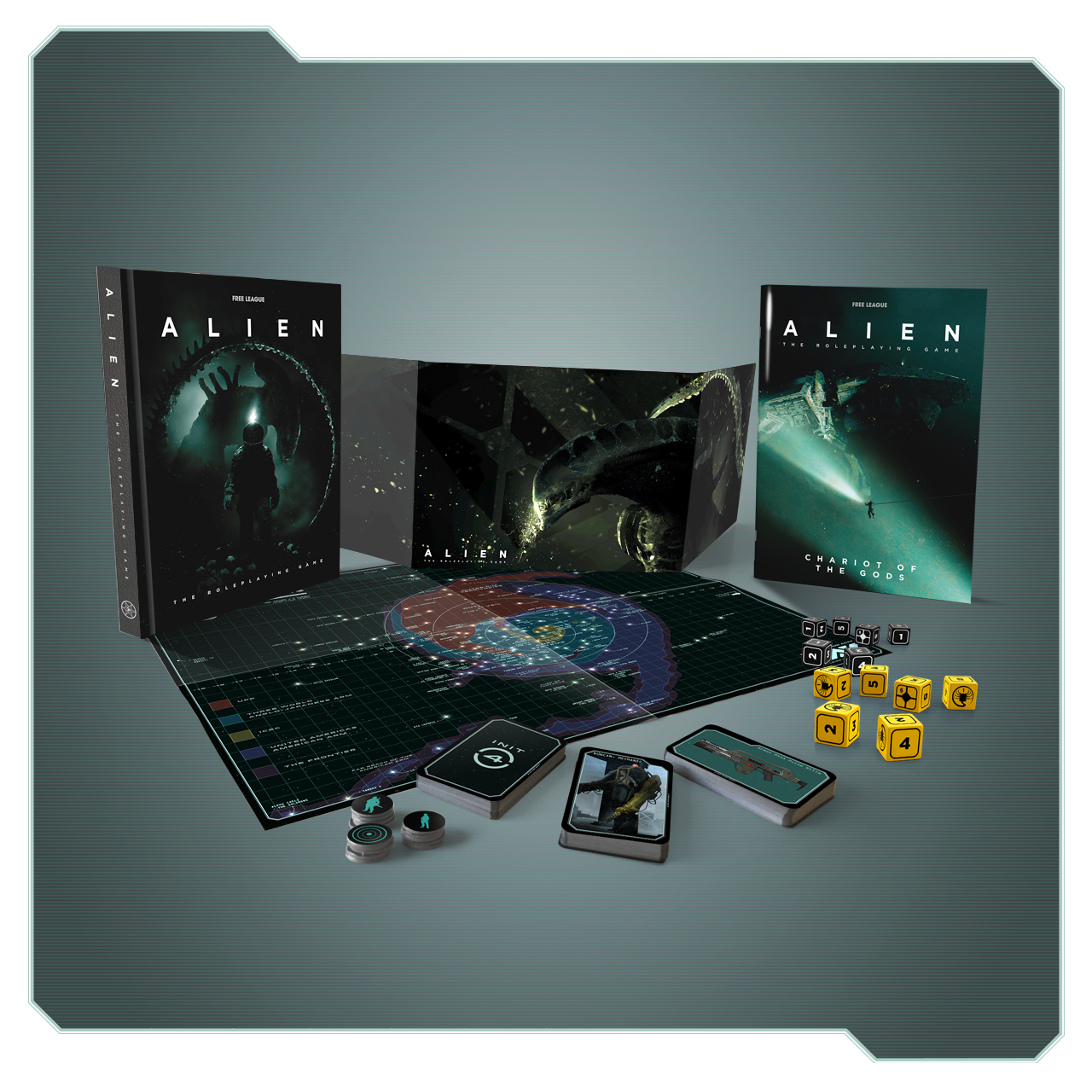 ALIEN RPG BUNDLE