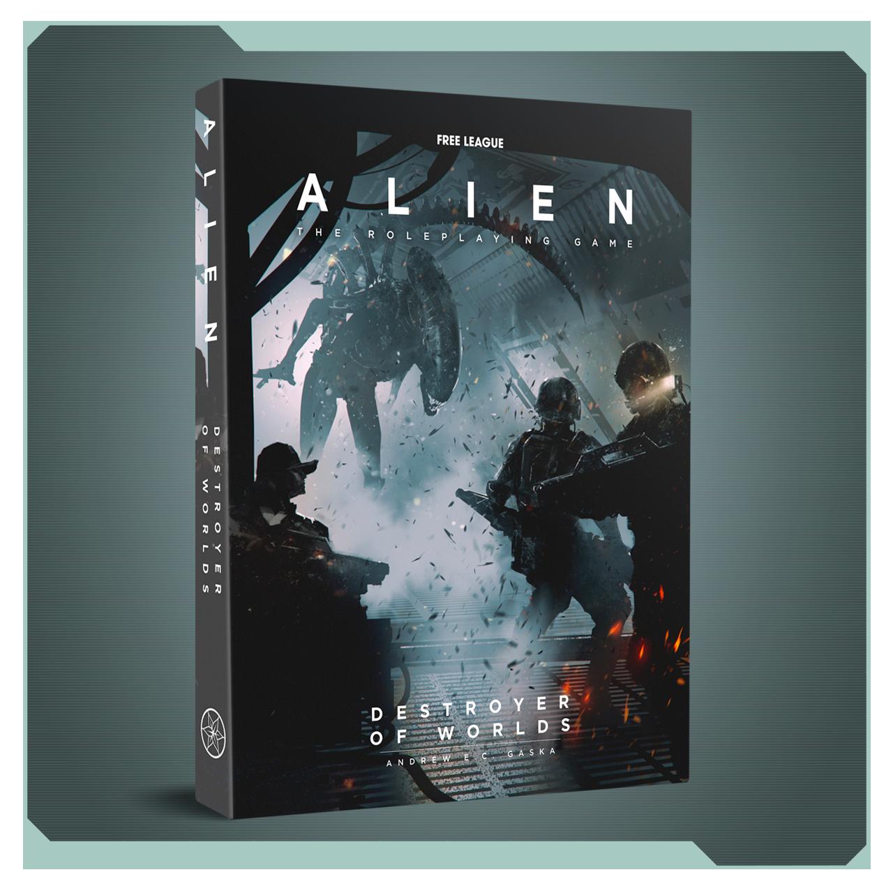 ALIEN RPG Starter Set *In Hand Ready To Ship*